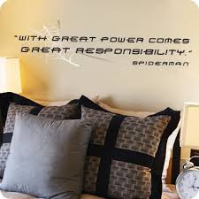 Wall Decal Quotes For Bedroom by Best 25 Spiderman Wall Decals Ideas On Pinterest Batman