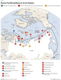 Arctic Map Nato Summit 2016 Time For An Arctic Strategy The Heritage