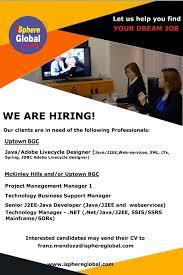 Senior Java Developer Resume Senior Java Developer Job Hiring Metro Manila Pinoyjobs Ph