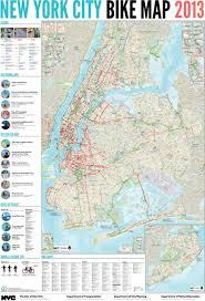 Map New York City City Bike New York Map New York Map