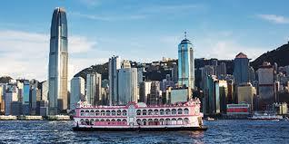 hong kong light show cruise sunset cruise hong kong tourism board