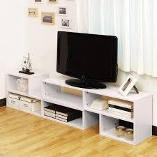 tv cabinet entertainment unit tv stand pure white tv