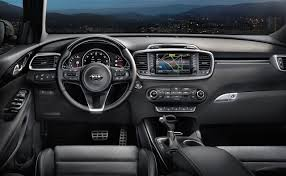 Kia Sorento 2015 Interior 2016 Kia Sorento Review Msrp Specs Price