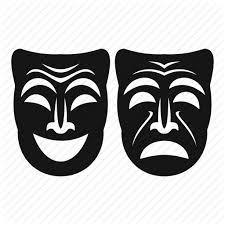 mask masquerade festival happy mask masquerade sad venice icon icon