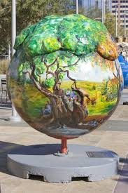 Cool Tree by Cool Globes For Positive Change Waterkeeper Alliance