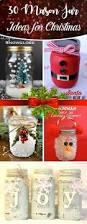 30 mason jar ideas for christmas that are a sure shot festive