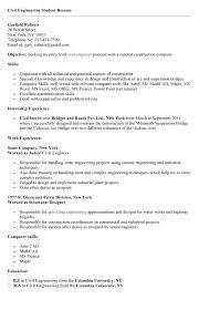 civil engineering resume sle 28 images field service engineer