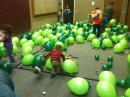 Easter Egg Hunt Party Decorations by 562 Best Balloon Games And Experiments Images On Pinterest