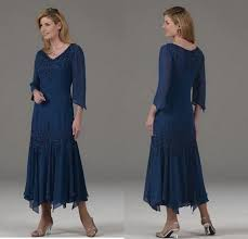 Mother Of The Bride Sale Navy Blue Mother Of The Bride Dresses Long Sleeves