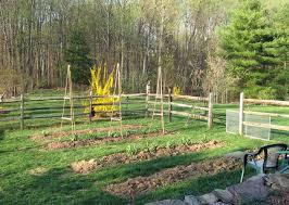 Vegetable Beds Mounded Vegetable Beds In April Vegetable Gardener