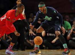 2014 nba all star game east takes 163 155 win over west the