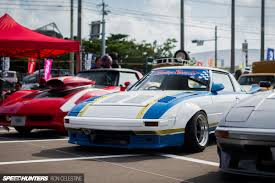 mazda rx7 rotary engine a taste of group c in okinawa speedhunters
