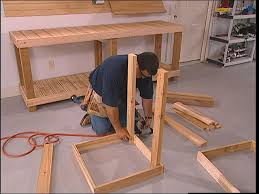 Making A Tool Cabinet How To Build A Standing Tool Stand How Tos Diy