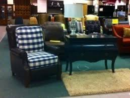 navy leather recliner foter