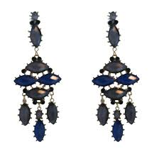 Costume Chandelier Earrings Cheap Blue Costume Earrings Find Blue Costume Earrings Deals On