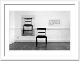 One And Three Chair 誰でも分かる現代アート塾 現代アート 古典アートと現代アートの