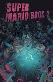 u0027super mario bros u0027 movie comic book sequel u2013 film