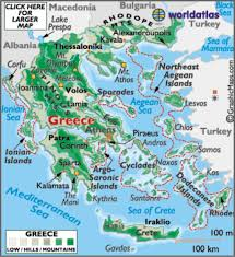 Santorini Greece Map by Athens Greece By Connor And Jacob A By Connor Hardin