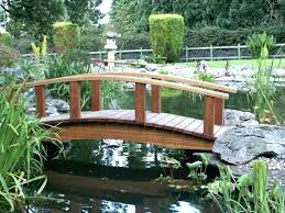 small garden bridge wooden garden bridge garden bridges wooden garden bridges ireland