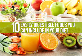 10 easily digestible foods you can include in your diet
