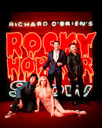 the rocky horror show at blackpool winter gardens