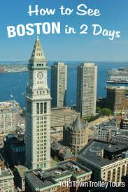 Massachusetts travel places images How to see boston in 2 days by old town trolley oldtowntrolley jpg