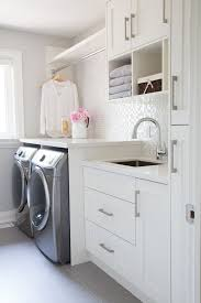 Laundry Room With Sink Laundry Room Tubs With Cabinets Utility Sink Faucet And Cabinet