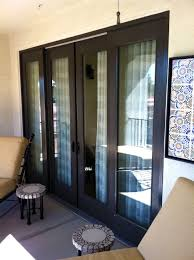 glass door wall exterior design pella doors and windows on tan wall matched with