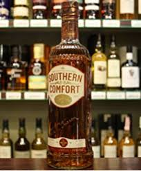 Who Drinks Southern Comfort Southern Comfort In Luxury Box With Royal Scot High Ball Glass