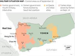 Radar Map Usa by Us Navy Strikes Radar Sites In Yemen Entering Houthi Conflict