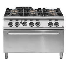 Modular Gas Cooktop Gas Range Cooker Commercial Cast Iron Em 70 120 Cfgg