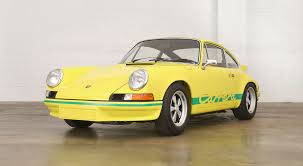 1973 porsche rs for sale 1973 porsche 911 rs 2 7 lightweight porsche supercars