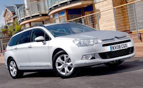citroën c5 tourer review 2008 parkers