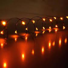 Autumn String Lights by Solar Powered Globe String Lights Autumn Leaf Party String Lights