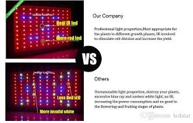 what color light do plants grow best in double chips 1000w 1200w 1600w 2000w led grow light full spectrum