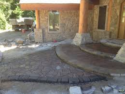 Belgard Patio Pavers by Hardscaping Entryway Amazing Tiered Landscaping Entrance Breck