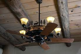 Western Ceiling Fans With Lights Cowboy Ceiling Light Fixture Chic Rustic Lighting Fixtures Design