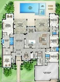 european style house plan 4 beds 4 5 baths 3423 sq ft plan 310