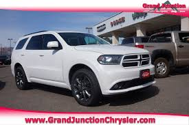 dodge durango in grand junction co grand junction chrysler