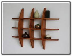 Wood Shelves Design by Wall Shelves Design Showcase Wall Mounted Display Shelves