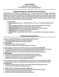 professional resume samples doc network security engineer resume