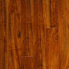 Pergo Max Laminate Flooring Reviews Shop Pergo Max Moneta Mahogany Wood Planks Laminate Flooring