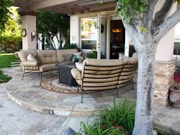 Stone Patio Design 30 Patio Designs Decorating Ideas Design Trends Premium Psd