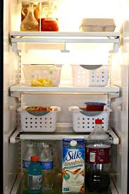 Kitchen Organizing Ideas by Top Organizing Bloggers Kitchen Tour Fridge And Freezer