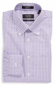 purple non iron dress shirts for men nordstrom