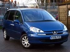 second hand peugeot for sale used peugeot 807 for sale exchangeandmart co uk