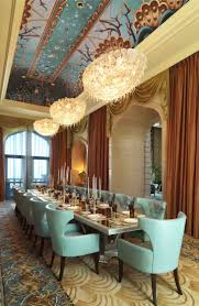 royal dining room royal bridge suite dining room a week in the life of a sheikh