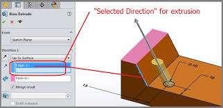 advanced breakdown of the solidworks boss extrude tool engineers
