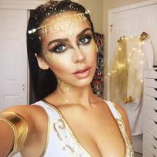21 simple u0026 pretty look angel halloween makeup ideas