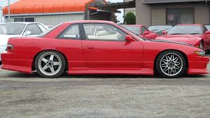 nissan coupe 2005 nissan silvia s13 turbo 1991 for sale in japan at jdm expo